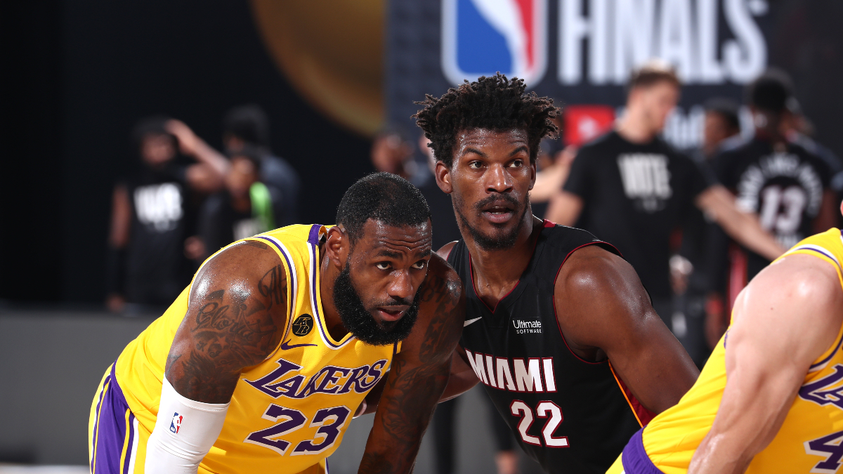 Nba Finals Best Bets Our Experts Favorite Picks For Lakers Vs Heat Game 6 Sunday Oct 11