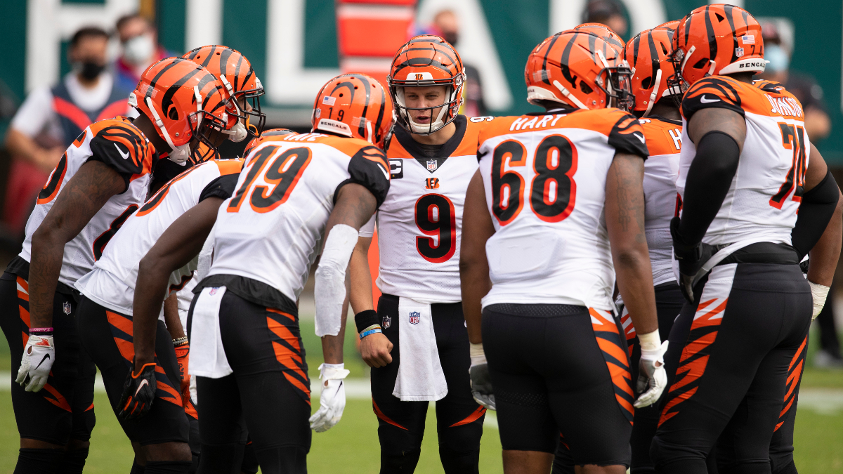 Freedman's NFL Week 5 Trends & Early Bets: The Bengals Have Value As Road Underdogs article feature image