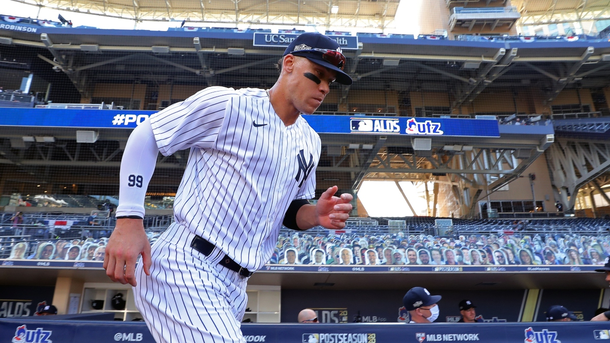 MLB Playoff Picks & Predictions: How We're Betting Rays vs. Yankees on Thursday article feature image