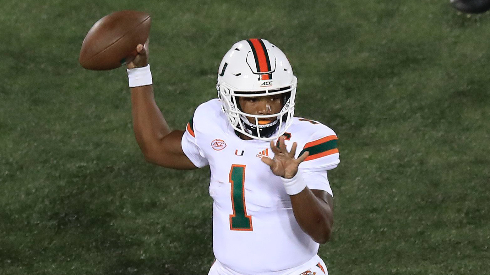 Miami vs. Virginia Betting Odds & Pick: Bet the Hurricanes to Topple the Cavaliers (Saturday, Oct. 24) article feature image