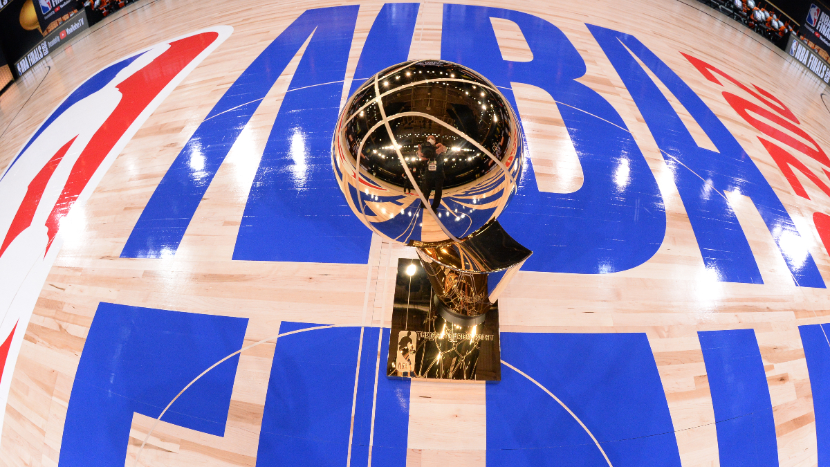 Nba Championship Betting Odds Los Angeles Lakers Favored To Go Back To Back In 2021