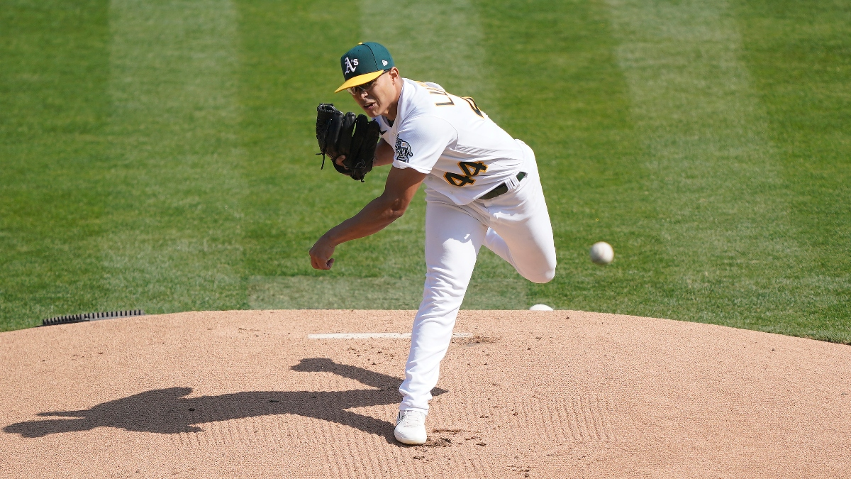 Astros vs. Athletics Game 3 Odds, Picks, Betting Predictions (Oct. 7) article feature image