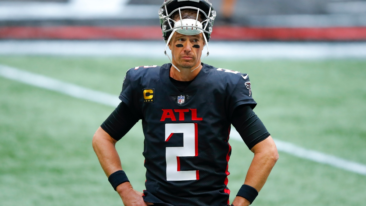 Rovell: How Two Sharps' Faith in Atlanta Changed Falcons-Panthers Line article feature image