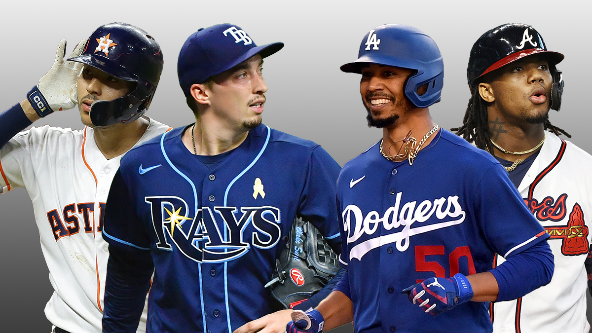 Daily MLB Playoff Betting Model Projections: Game Odds, World Series Probabilities (Updated Oct. 27) article feature image