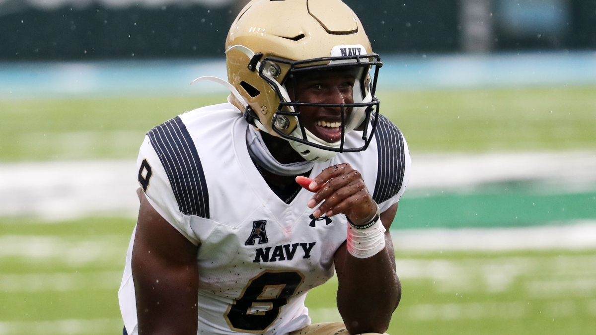 Air Force vs. Navy Betting Odds, Pick: Under or Nothing in Colorado Springs (Saturday, Oct. 3) article feature image
