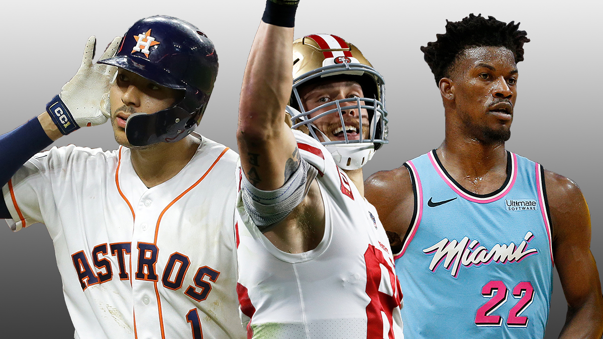 NFL, NBA, MLB & PGA Picks: Your Sunday Sports Betting Guide article feature image