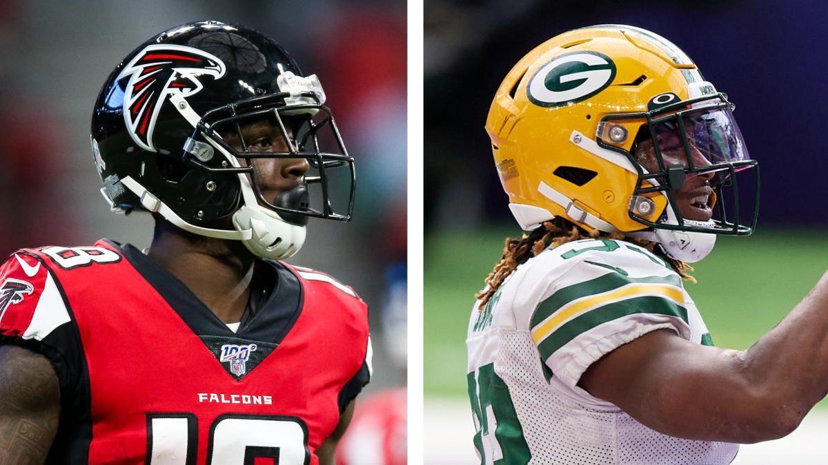 NFL Picks for Falcons vs. Packers: How We're Betting The Monday Night Football Spread & Total article feature image