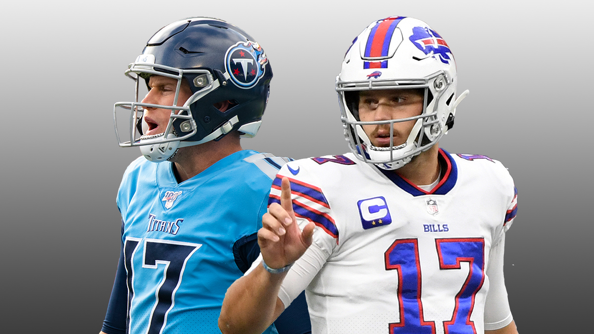 Bills vs. Titans Odds & Picks: How We're Betting Tuesday Night NFL article feature image