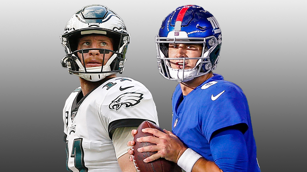Eagles vs. Giants Odds & Pick: Your Thursday Night Football Betting Guide article feature image