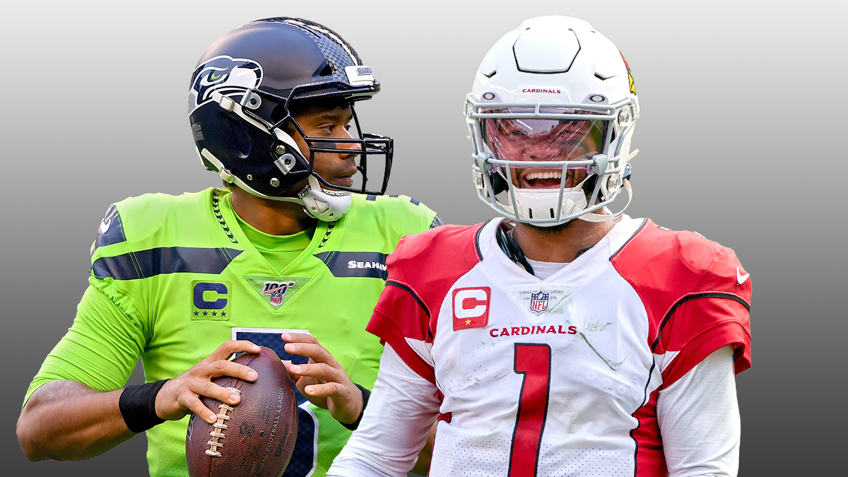 Seahawks vs. Cardinals Promo: Bet $5, Win $100 if Seattle Covers +50 article feature image