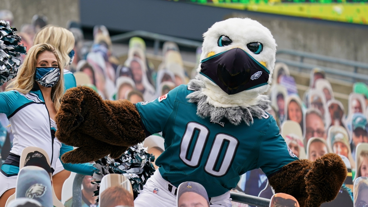 Eagles vs. Browns Odds & Promos: Bet $20, Win $250 if Philadelphia Covers, More! article feature image