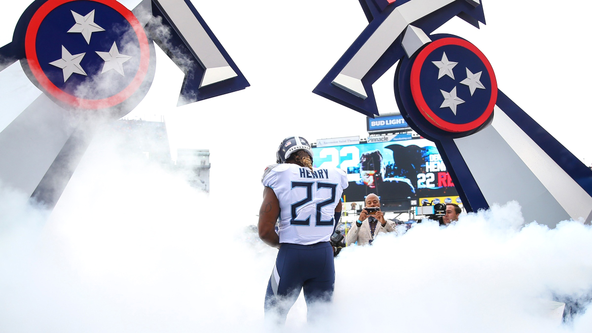FanDuel Sportsbook Tennessee Titans Special: Win $100 if Derrick Henry Rushes for 100+ Yards! article feature image