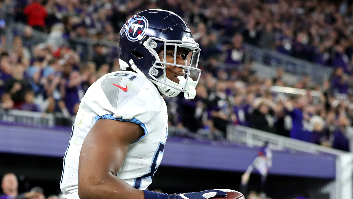 NFL Prop Bets: The Top Pick For Bills vs. Titans On Tuesday Night article feature image