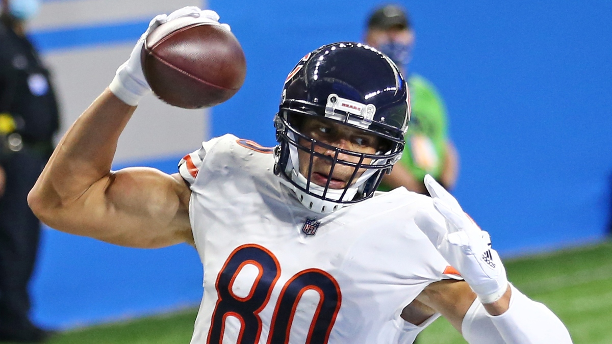 NFL Prop Bets & Picks: Jimmy Graham's Under Is The Top Thursday Night Football Prop article feature image