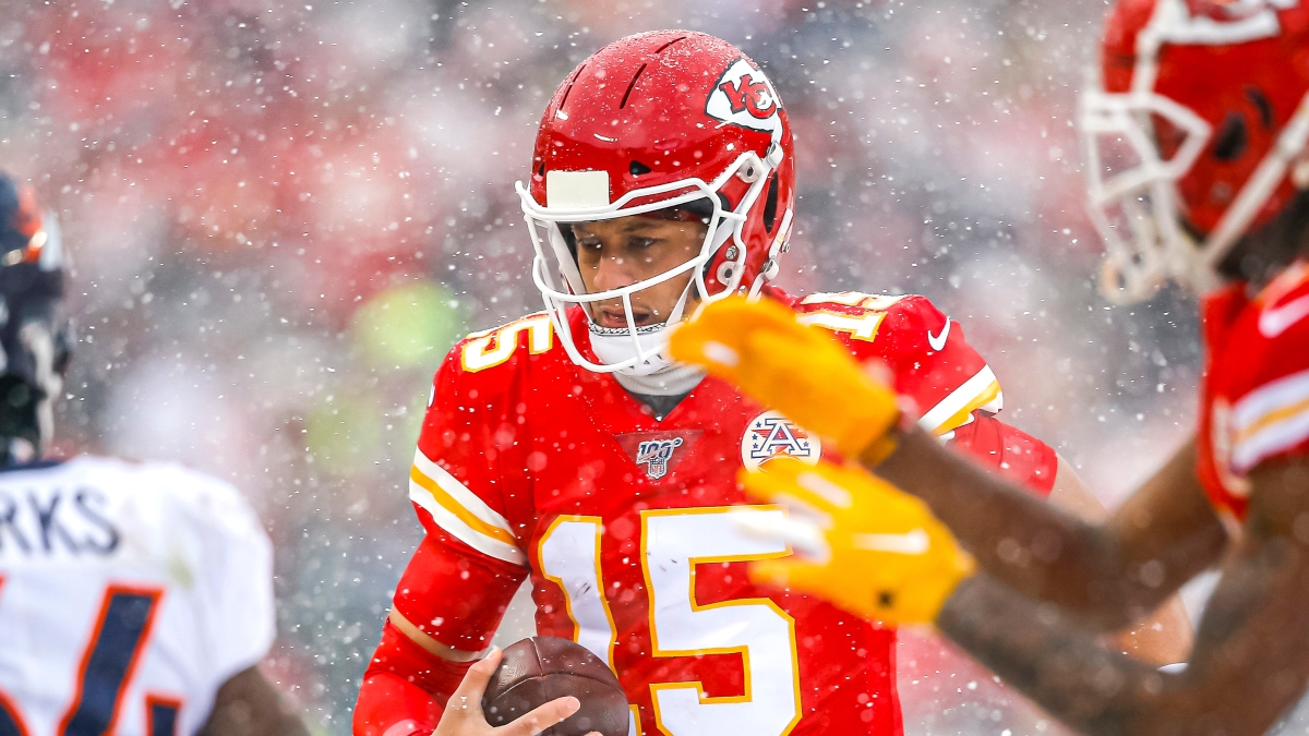 NFL Prop Picks: Bet This Patrick Mahomes Over, More Week 7 Player Props article feature image