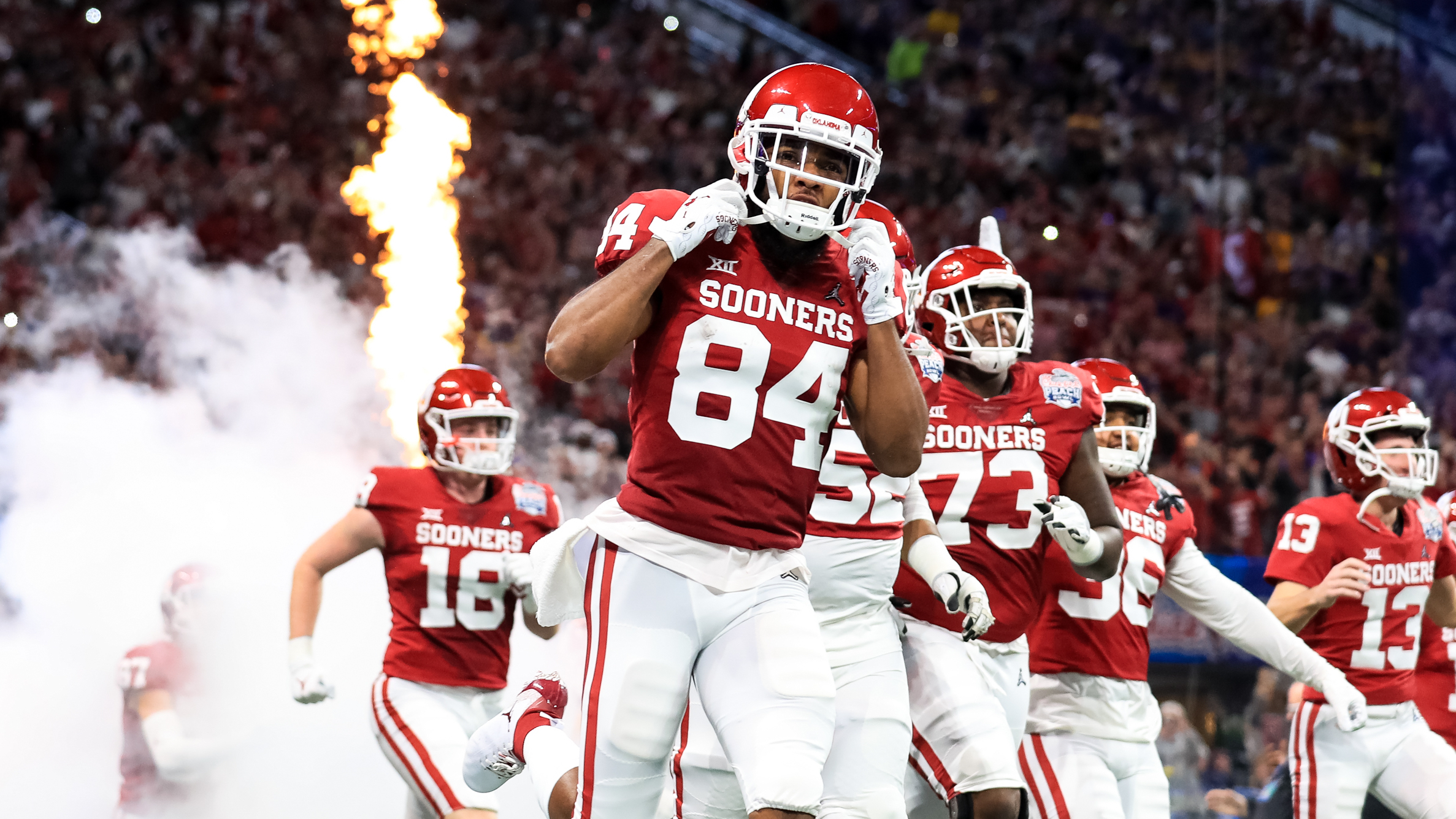 Oklahoma vs. Oklahoma State Promo: Bet $20, Win $250 if the Sooners Cover! article feature image