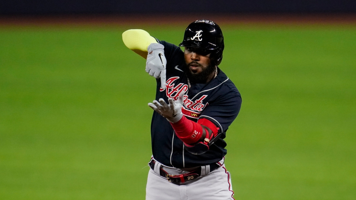 MLB Playoff Picks, Betting Predictions: Our Best Bets for Dodgers vs. Braves Game 4 (Thursday, Oct. 15) article feature image