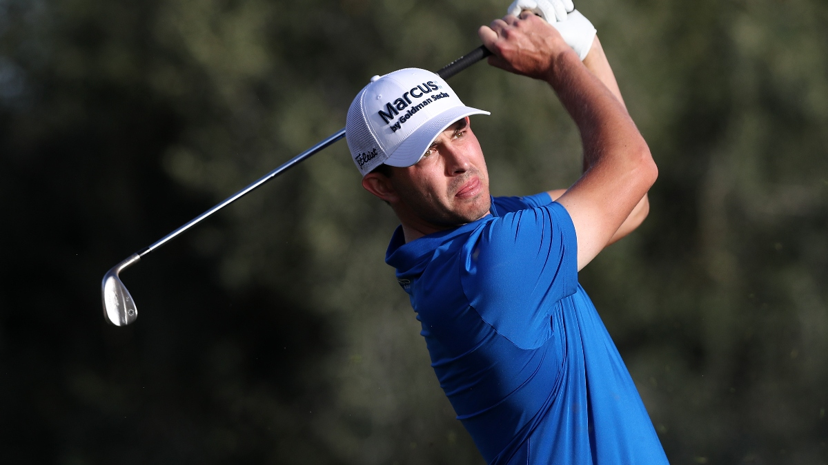 Shriners Hospitals for Children Open Betting Picks: Sobel's Favorite Outright and Matchup Plays for Sunday at TPC Summerlin (Oct. 11) article feature image