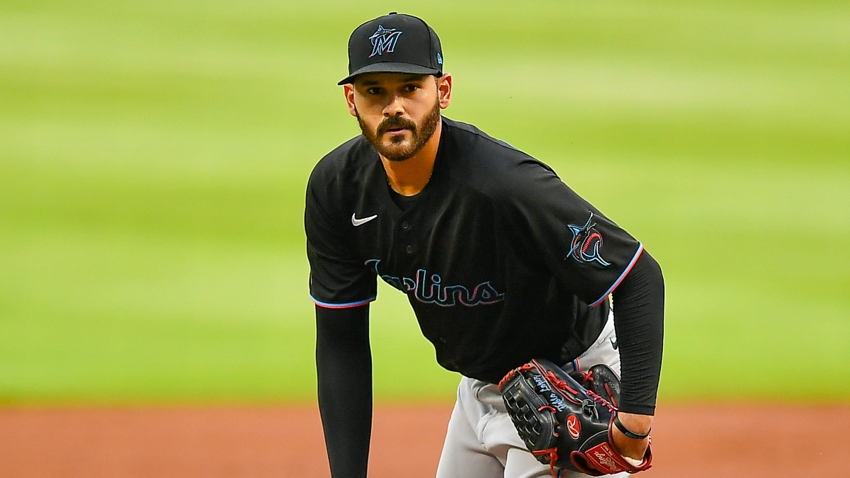 MLB Sharp Betting Pick: Marlins vs. Braves Game 2 (Wednesday, Oct. 7) article feature image