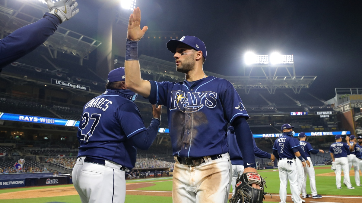 MLB PRO Report: Sharp Action Hitting Marlins vs. Braves, Yankees vs. Rays (Wednesday, Oct. 7) article feature image