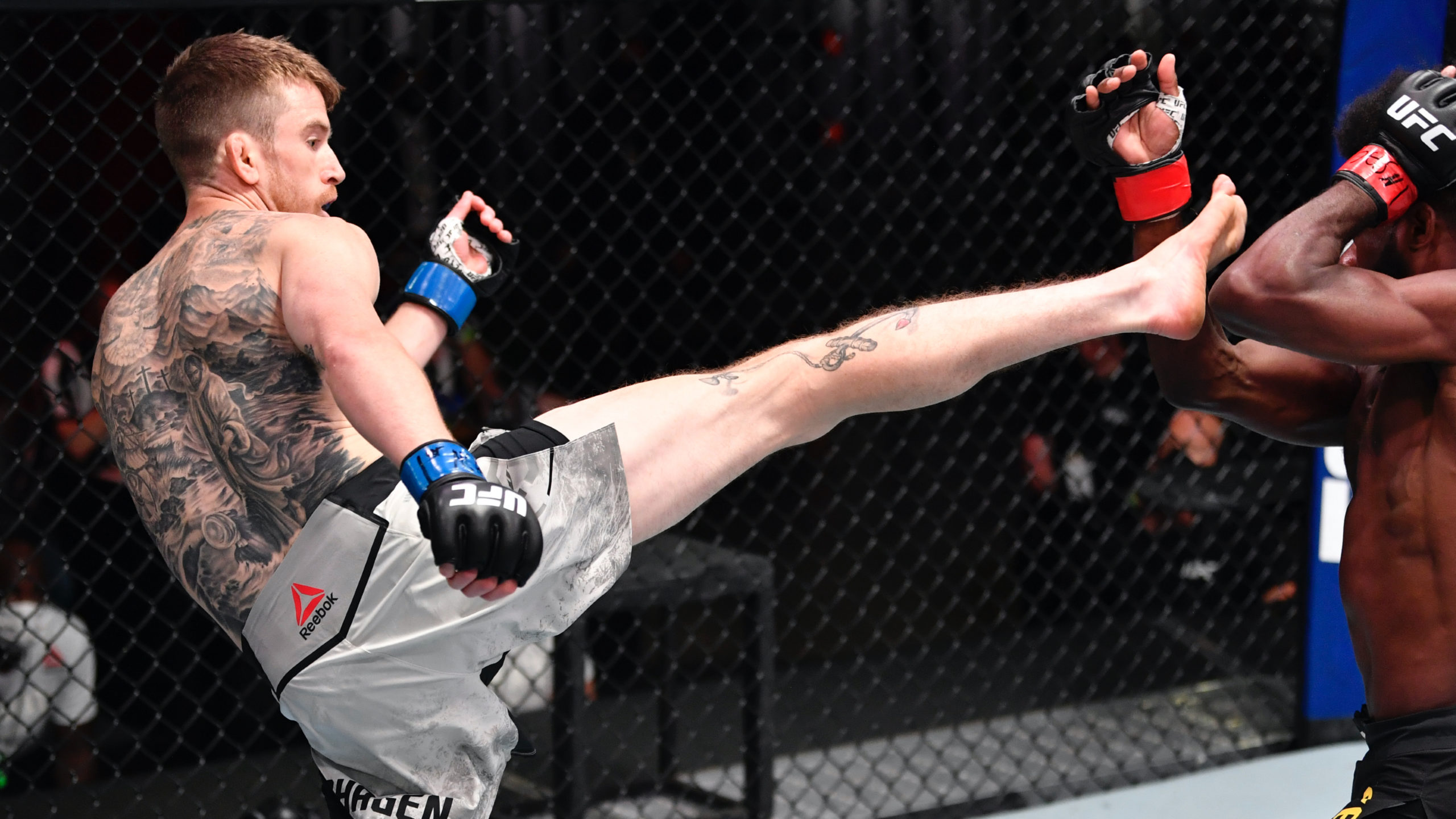 Saturday UFC Fight Night: Betting Projections, Props & Picks for Moraes vs. Sandhagen and More (Oct. 10) article feature image