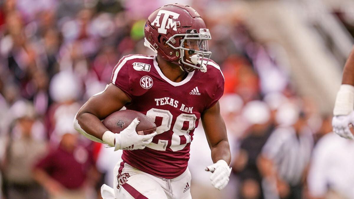 Alabama vs. Texas A&M Betting Odds & Pick: Back the Aggies for a Backdoor Cover (Saturday, Oct. 3) article feature image