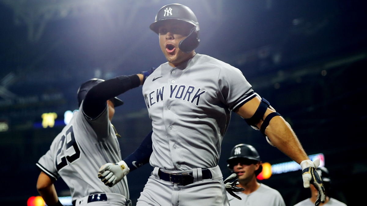 MLB Odds, Sharp Betting Pick: Yankees vs. Rays Game 2 (Tuesday, Oct. 6) article feature image