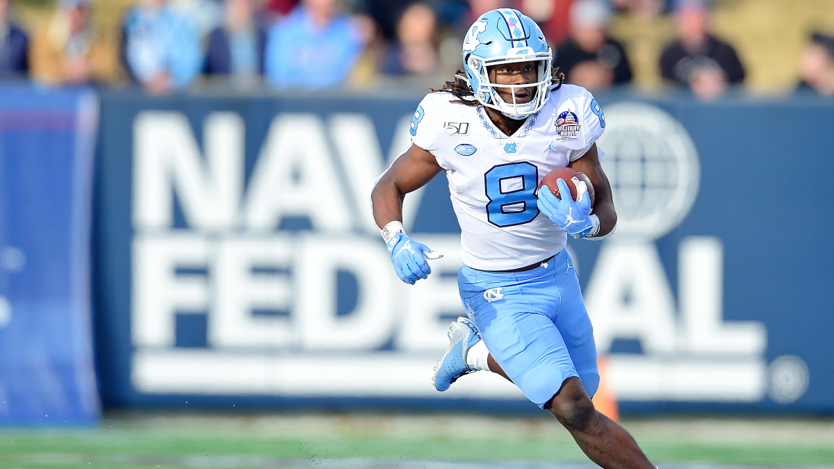 Boston College vs. UNC Betting Odds & Pick: Eagles Undervalued as a Home Underdog (Saturday, Oct. 3) article feature image