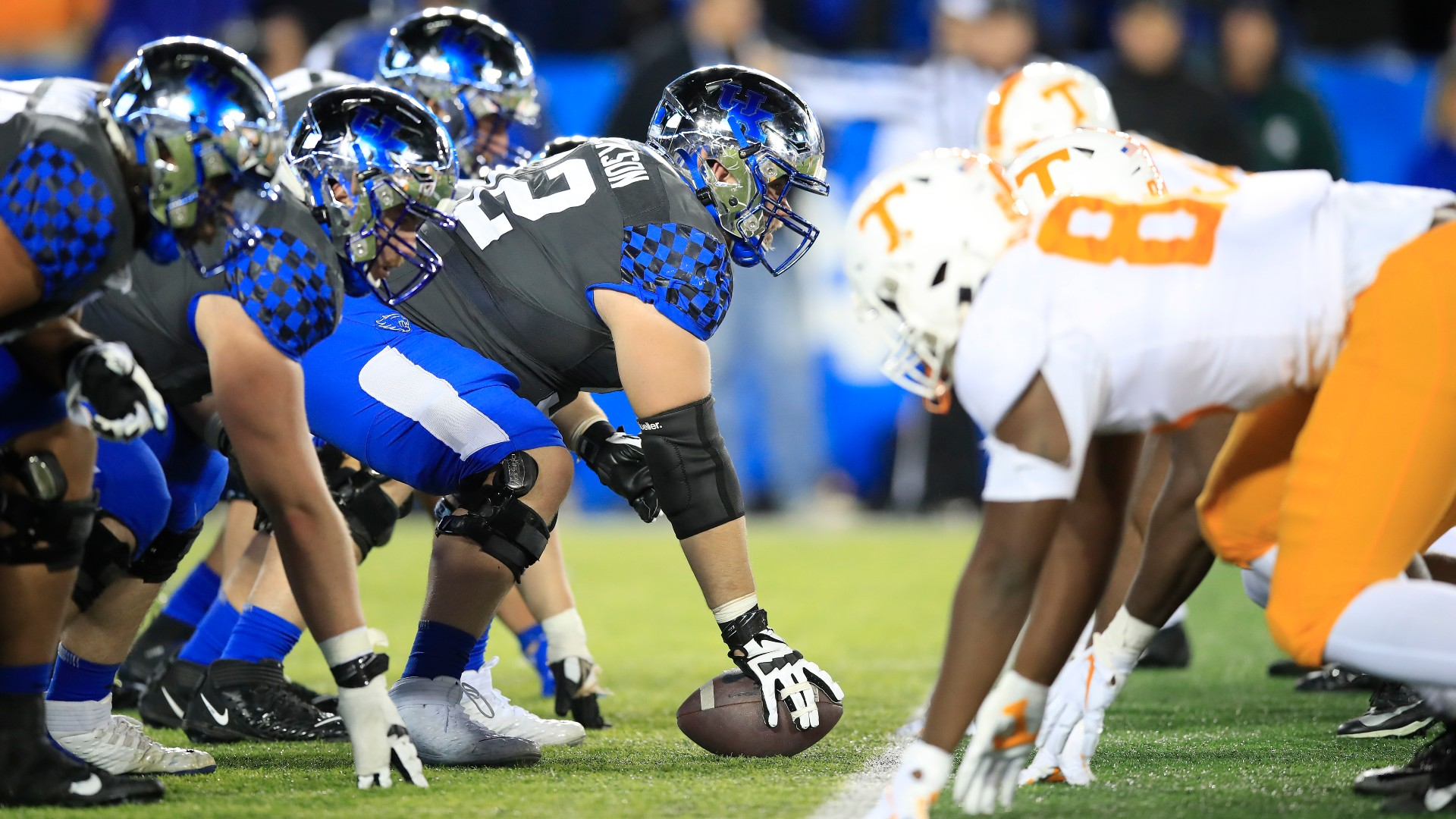 Tennessee vs. Kentucky Betting Odds & Pick: Bet the Wildcats in SEC Showdown (Saturday, Oct. 17) article feature image