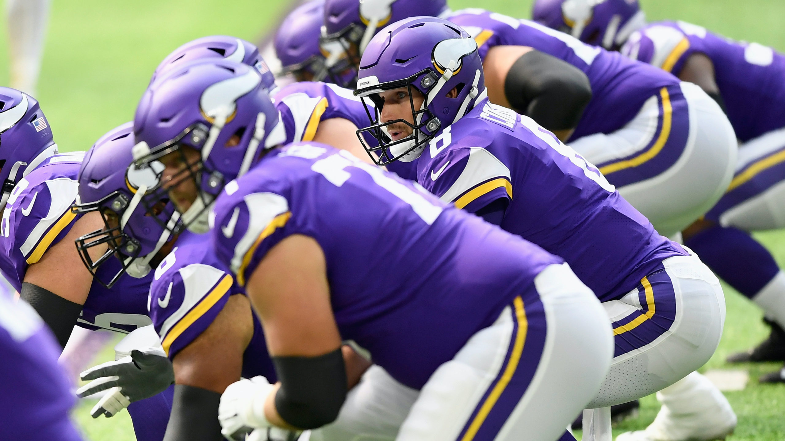 Freedman's NFL Week 6 Trends & Early Bets: Get-Right Spot for Vikings vs. Struggling Falcons article feature image