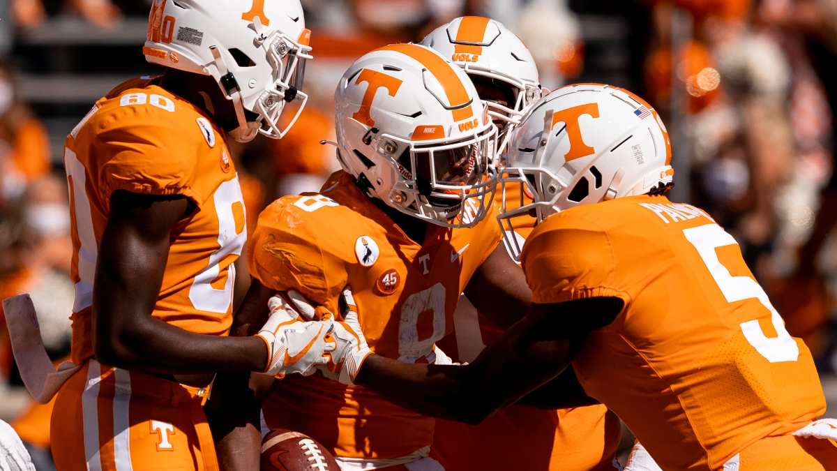 Updated Tennessee Volunteers Betting Odds vs. Arkansas, To Win National Championship & SEC article feature image