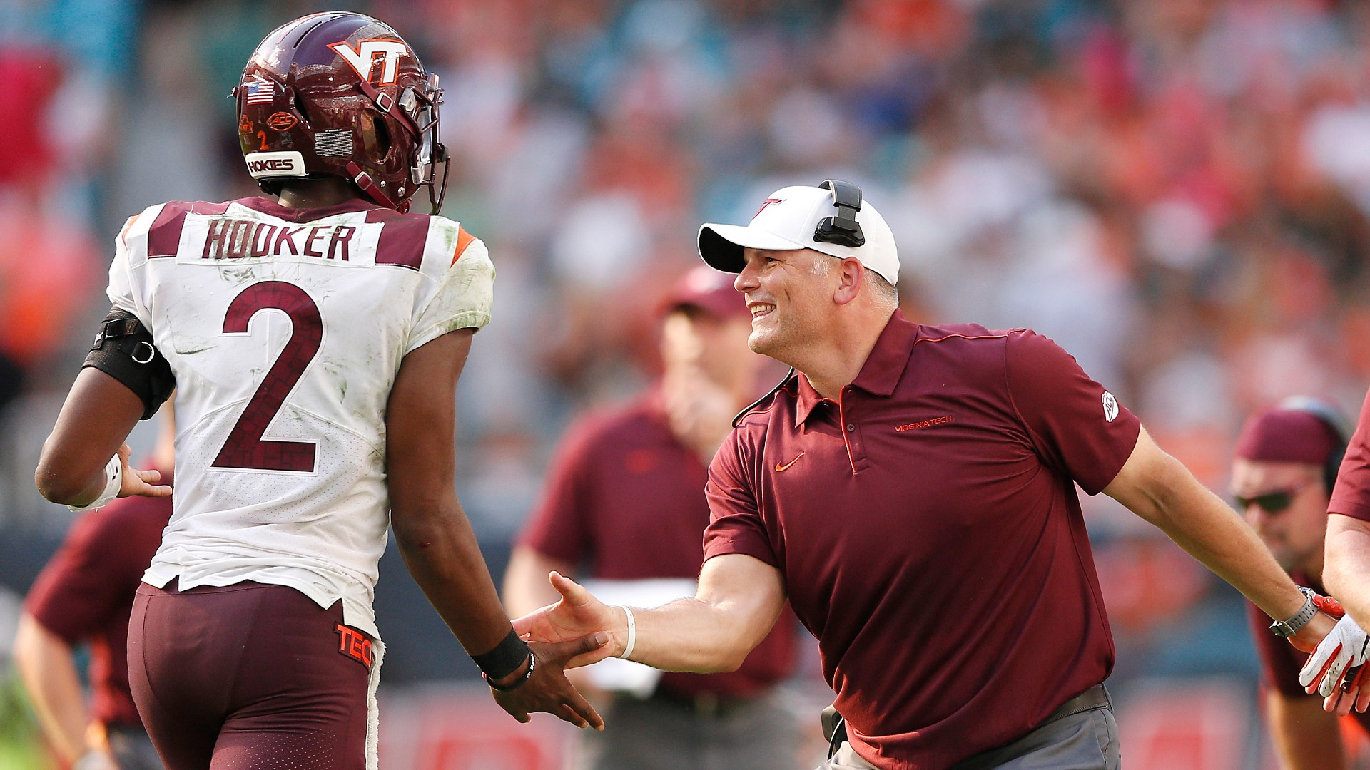 Boston College at Virginia Tech Betting Odds & Pick: Night Game At Lane Stadium A Major Step Up For BC (Saturday, Oct. 17) article feature image