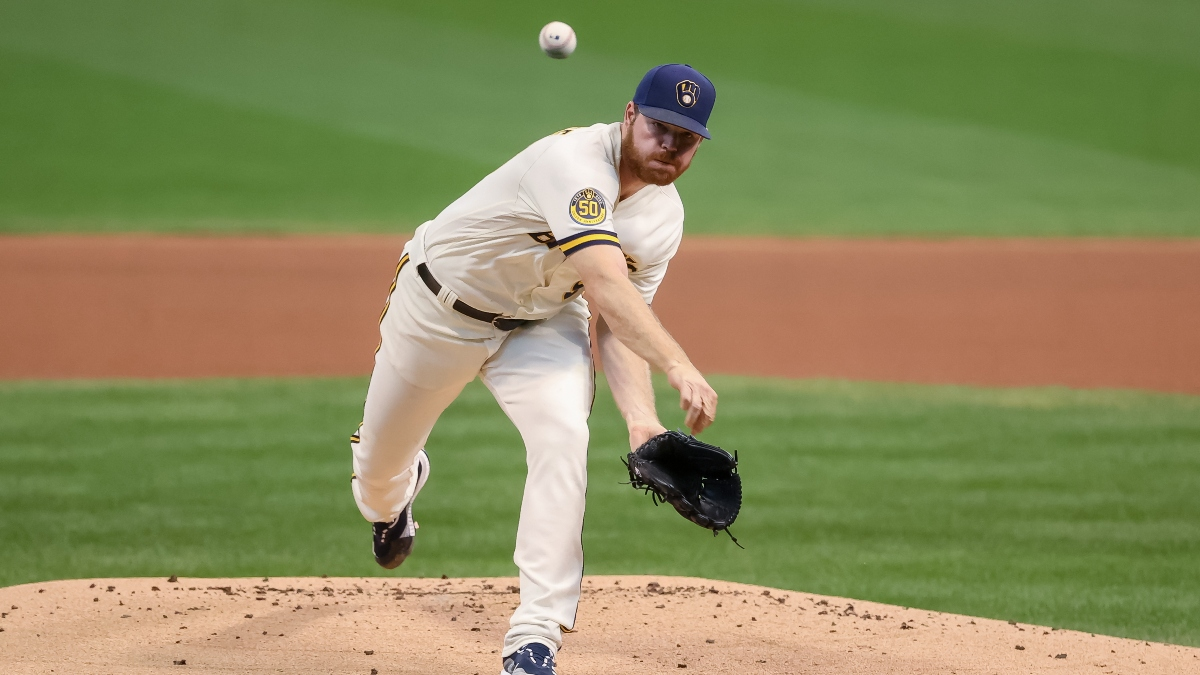 Thursday MLB Odds, Picks and Predictions: Los Angeles Dodgers vs. Milwaukee Brewers Game 2 (Oct. 1) article feature image