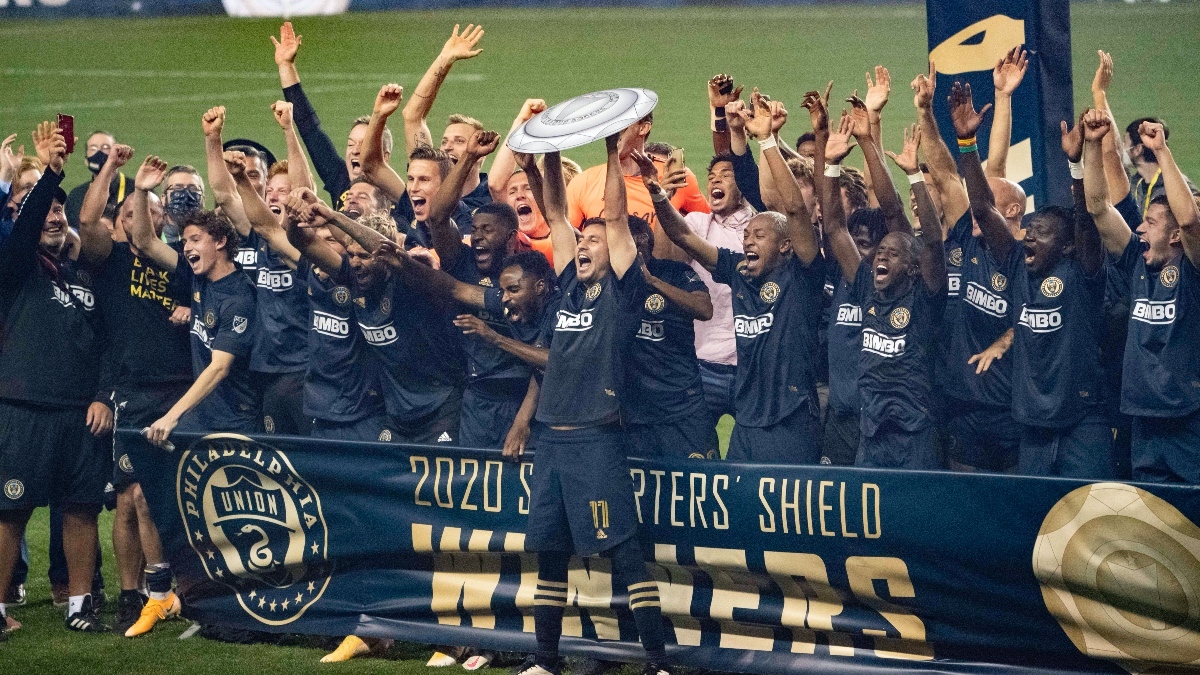 MLS Playoffs Odds & Futures Picks: Philadelphia Leads Pack Of Contenders, But Who Else Can Make a Run? article feature image