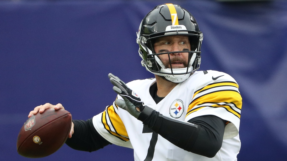 Steelers vs. Browns Promos: Bet $25, Win $100 if Pittsburgh Scores a TD, More! article feature image