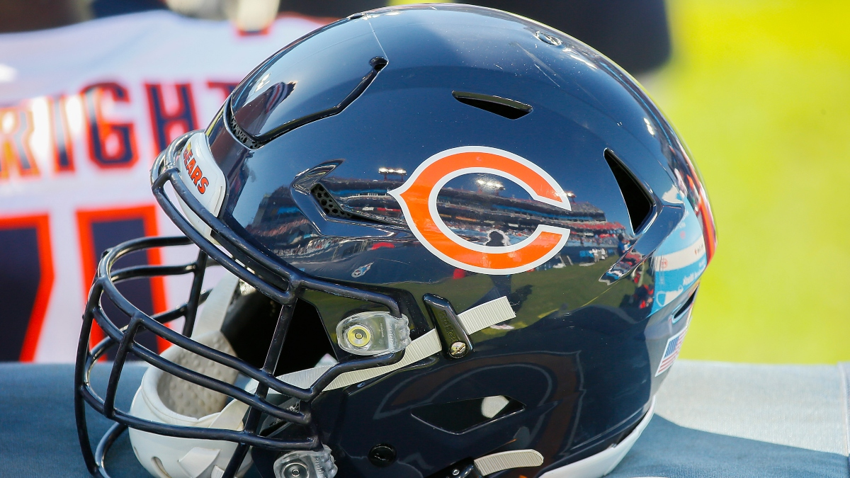 Bears vs. Vikings Odds & Promos: Bet $20, Win $125 if the Bears Gain a Yard, More! article feature image
