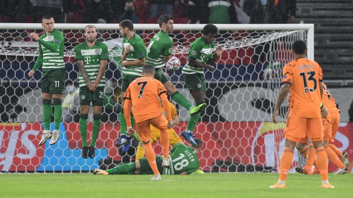 Sunday Serie A Betting Odds, Picks & Predictions: Lazio vs. Juventus (Nov. 8) article feature image