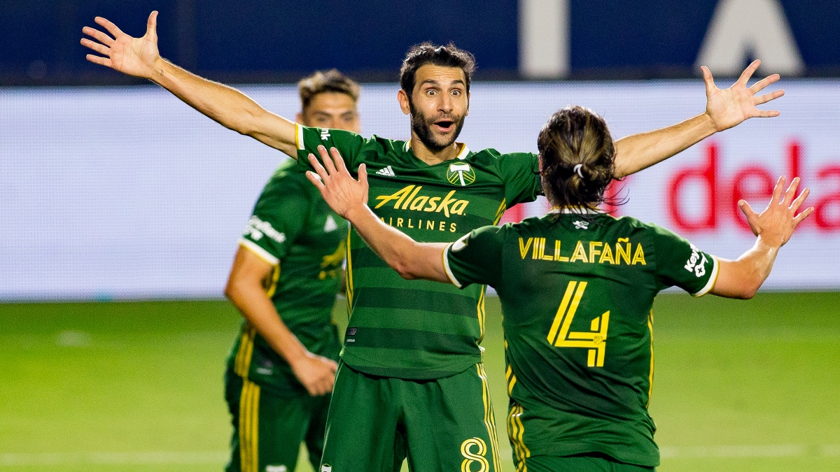MLS Playoffs Betting Odds, Picks & Predictions: Portland vs. FC Dallas (Sunday, Nov. 22) article feature image