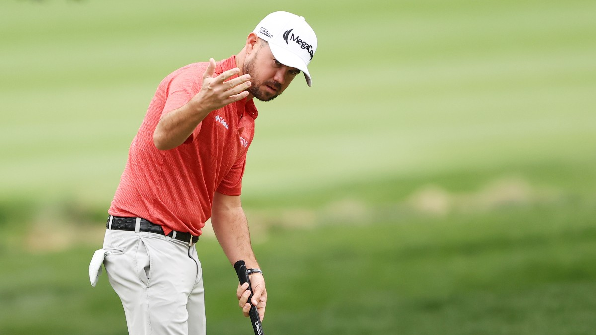 Sobel's RSM Classic Betting Preview & Picks: Home-Cooking Should Be Right Recipe for Brian Harman article feature image