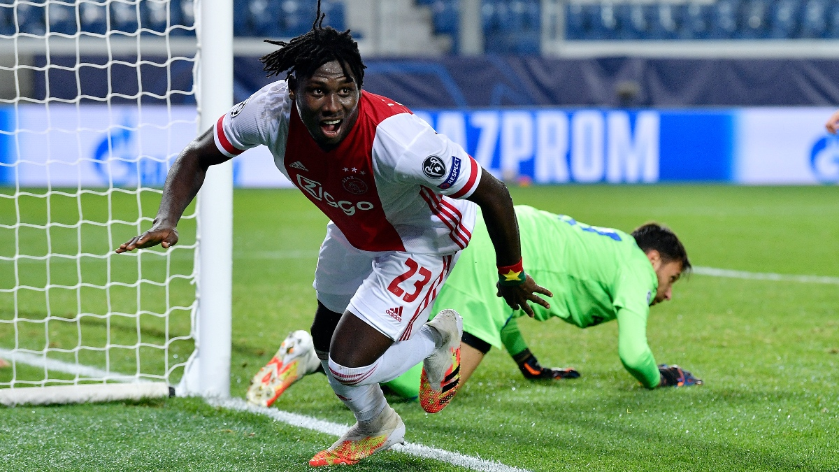 Champions League Betting Odds, Picks & Predictions: FC Midtjylland vs. Ajax (Tuesday, Nov. 3) article feature image