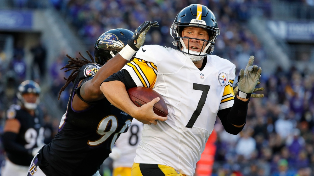 Thanksgiving NFL Promo: Bet Anything on Ravens-Steelers, Get $200 Free! article feature image