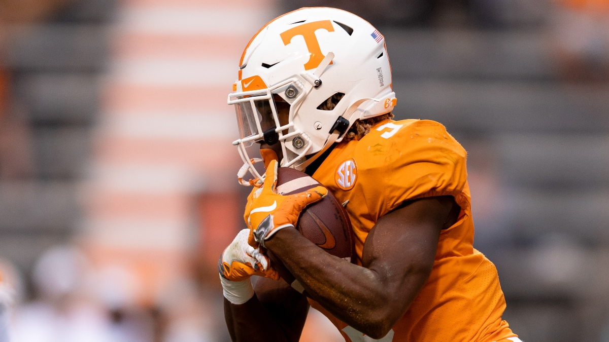DraftKings Sportsbook Tennessee Promo: Bet Vols at 100-1 Odds vs. Arkansas! article feature image