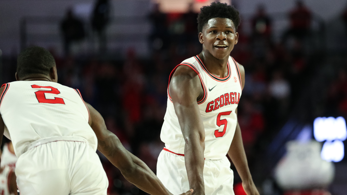 2020 NBA Draft Odds: Anthony Edwards' Odds to Land With Timberwolves Keep Climbing article feature image