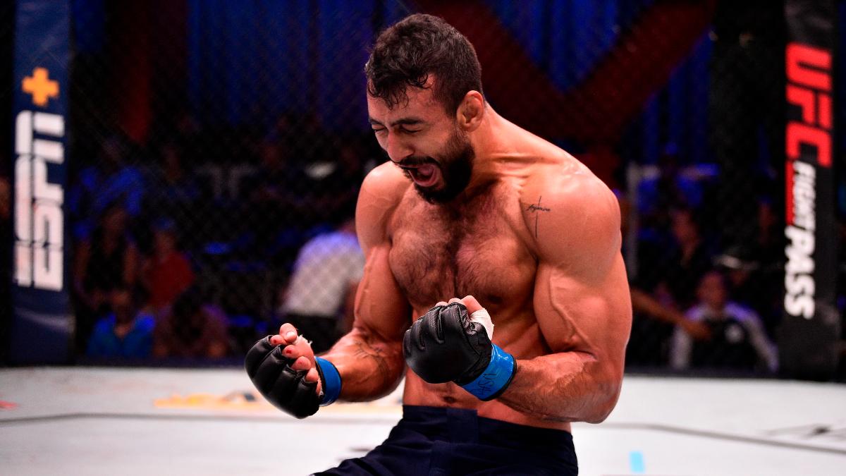 Saturday UFC Fight Night Picks, Bets & Predictions: Antonio Arroyo vs. Eryk Anders, Paul Felder vs. Rafael dos Anjos article feature image