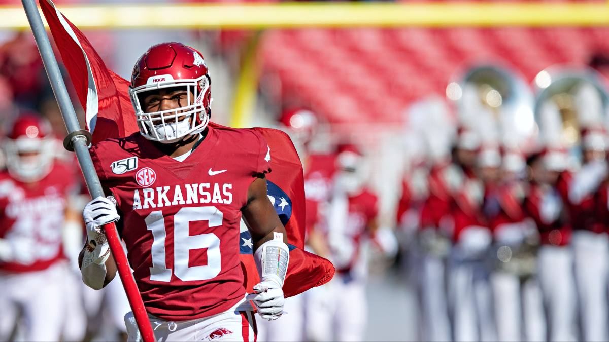 College Football Betting Odds & Picks: Collin Wilson's Favorite Bets For Week 11 article feature image
