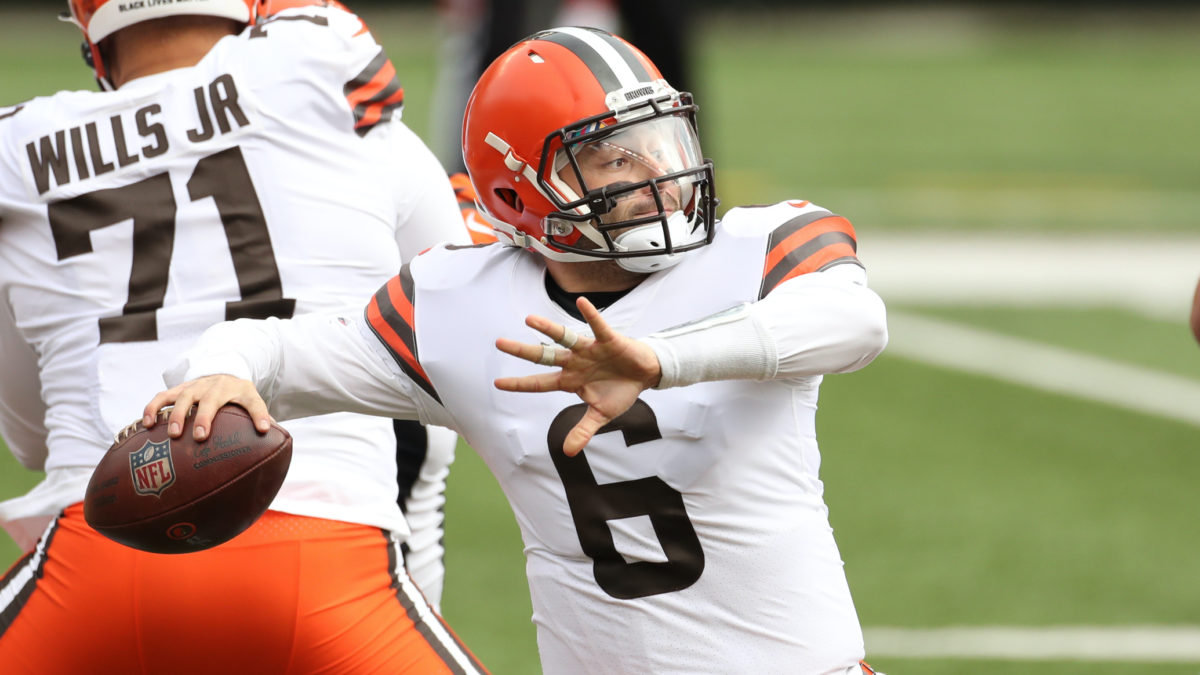 Texans vs. Browns Odds & Picks: Back Cleveland To Cover Sunday's Spread article feature image