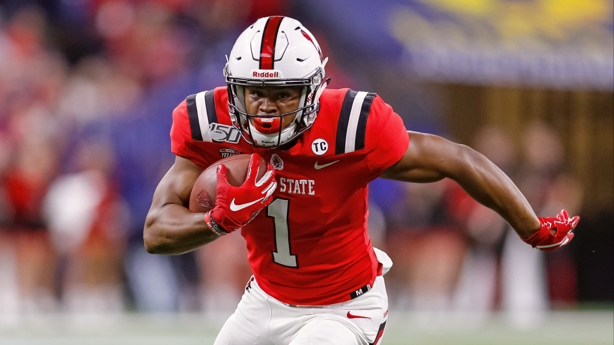 College Football Odds & Picks For Eastern Michigan vs. Ball State: Bet the Eagles in Wednesday Night's MACtion article feature image