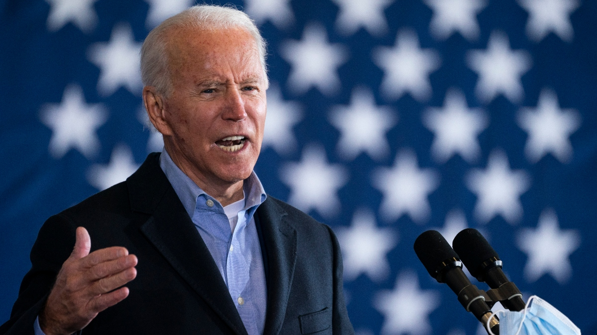 2020 Swing State Election Odds, Percentages & Predictions: Biden Wins After Clinching Pennsylvania article feature image