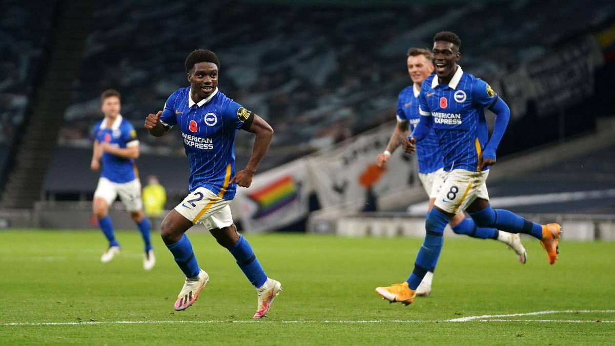 Saturday Premier League Odds, Picks & Predictions: Brighton vs. Aston Villa (Nov. 21) article feature image