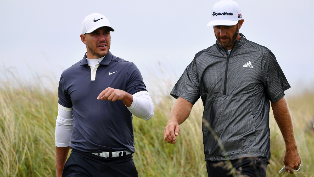 2020 Houston Open Odds: Johnson Tabbed Favorite in Final Tournament Before Masters article feature image